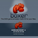 Boxer: The DOS game emulator that's fit for your Mac. 2012-06-27 11-48-40