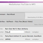 YouTube to MP3 Converter - easiest way to save MP3 music from YouTube videos on Mac and PC. 2012-07-30 13-09-16