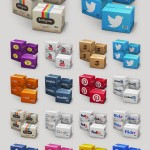 Container Icon Set 4