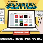 Flutter | Play and pause your media with a gesture 2012-11-24 21-25-31