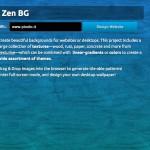 ZenBGBackgroundGenerator