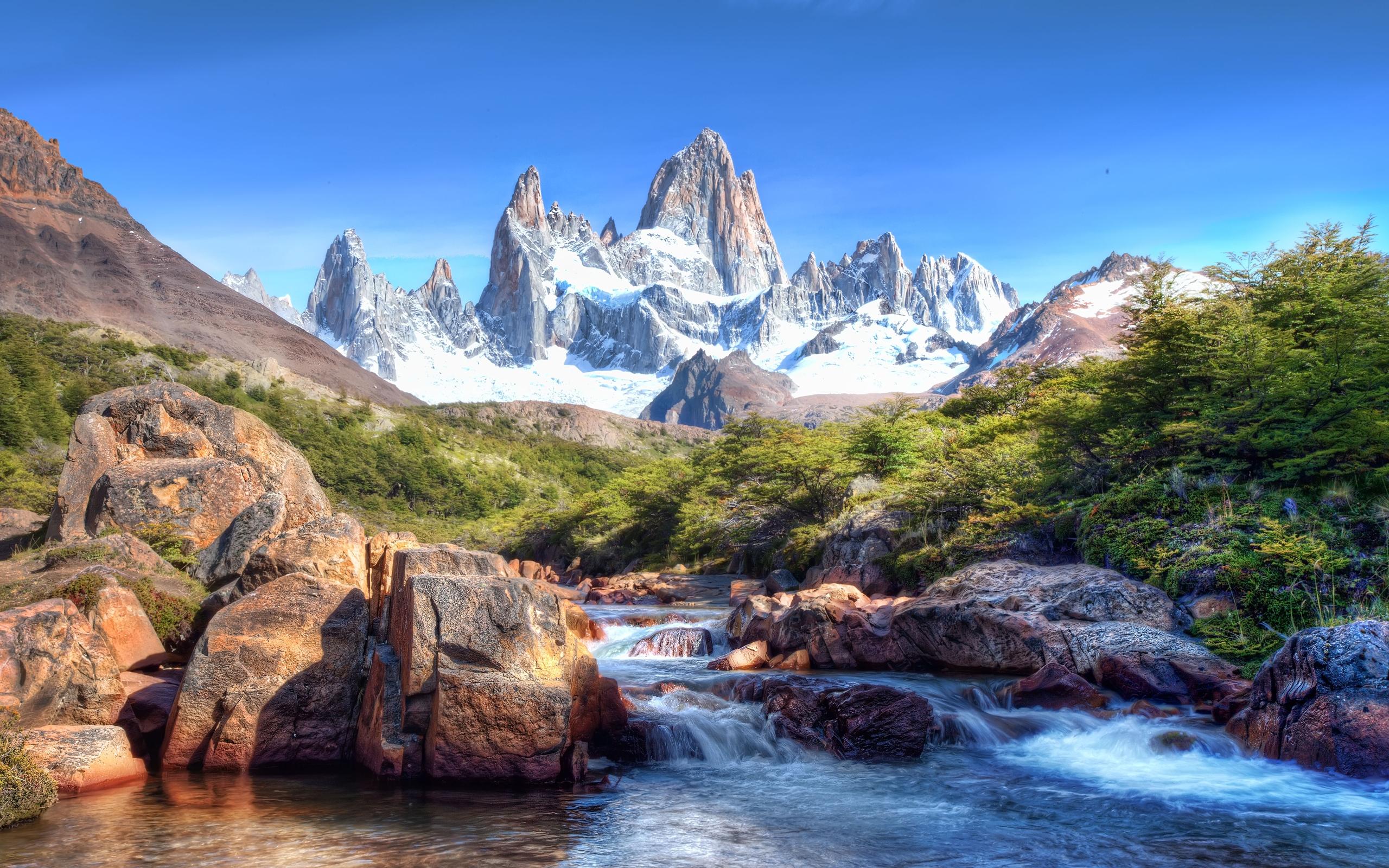 Raccolta Di Sfondi Mozzafiato Di Paesaggi Ad Alta Risoluzione