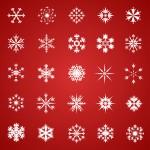 snowflakes-set