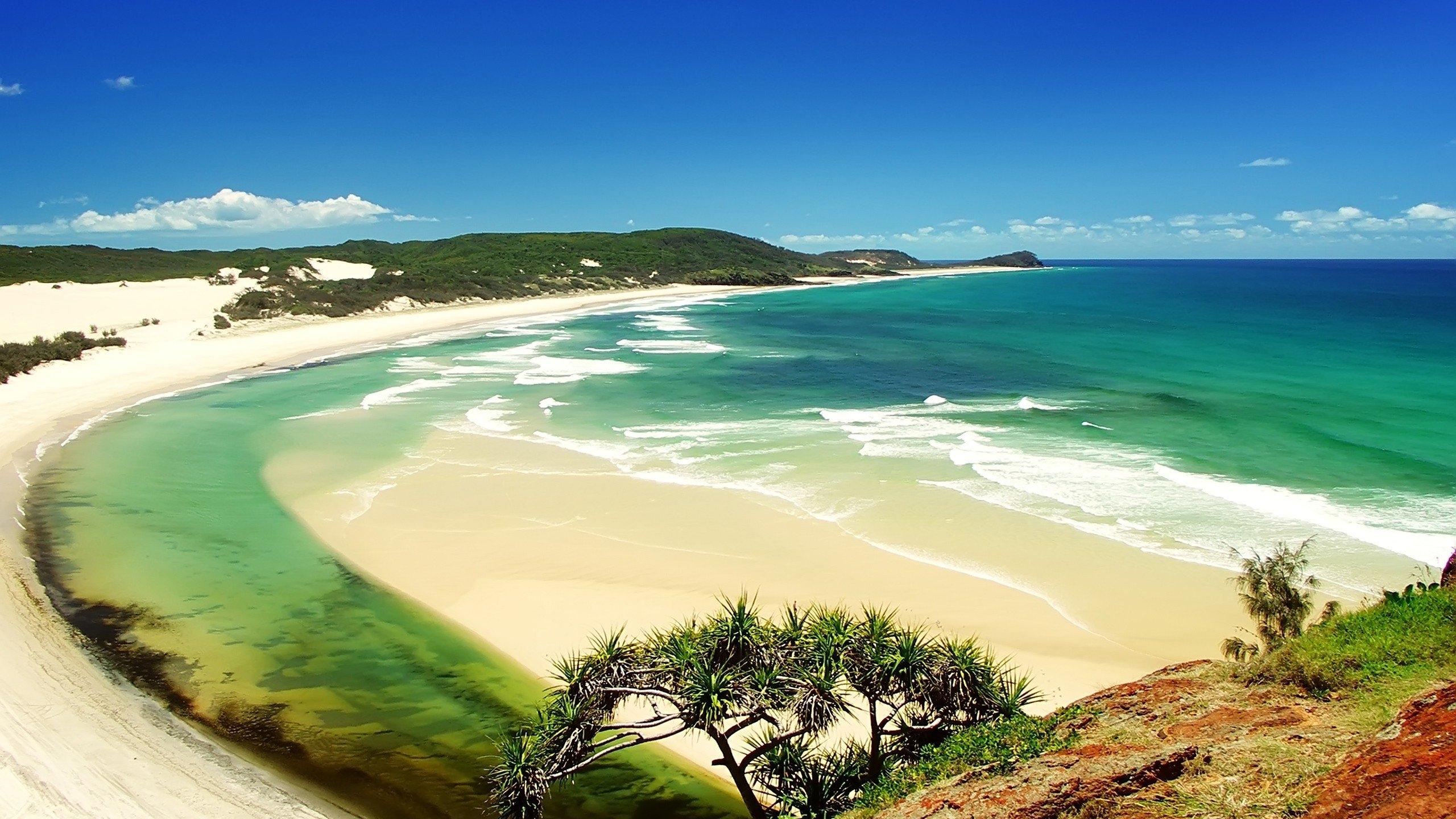 Popolare 15 Sfondi HD delle spiagge più belle del mondo da scaricare  LA53